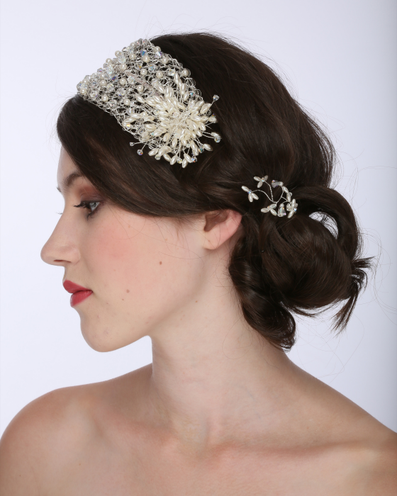 Dolli Bridal Headpiece