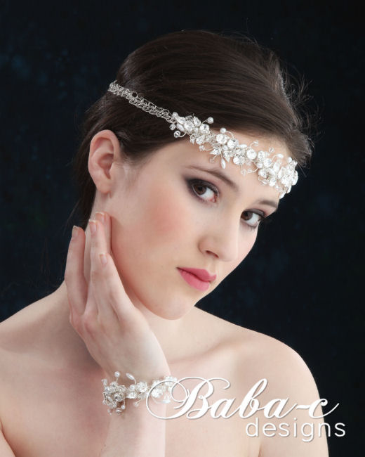 Danica headpiece